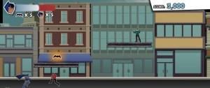 Batman in Gotham City Rush Game